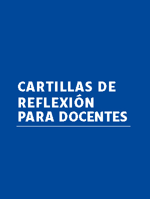 Cartillas docentes